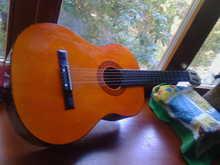 Alhambra Guitars Jaime Julia  Оранжевый