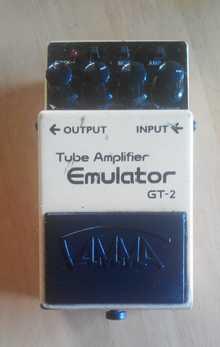 Гамма emulator GT 2