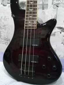 Schecter Stiletto Extreme-4   Black Cherry (BCH)