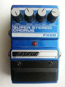DOD FX68 1995 Blue