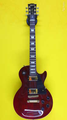 Gibson Les Paul Studio 2008 Wine Red