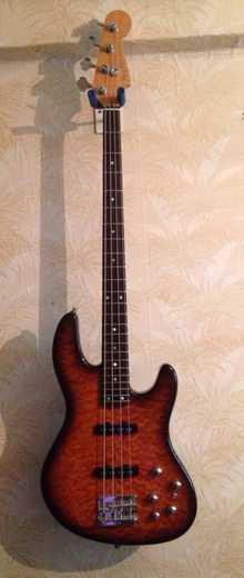 Fender jazz bass deluxe 24