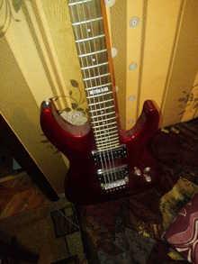 ESP LTD H-51  Красный