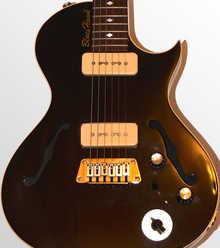 Gibson Blue Hawk 1997 Black