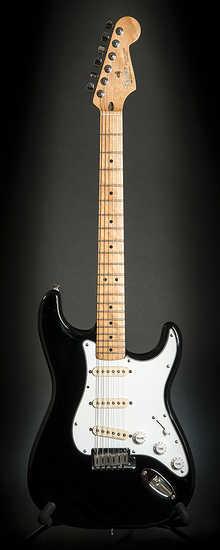 Fender Stratocaster 60th 2006 black