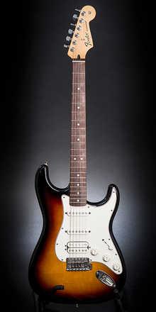 Fender  Stratocaster 2009 sunburst