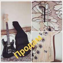 Fender Stratocaster 2013 черный,(Мексика)