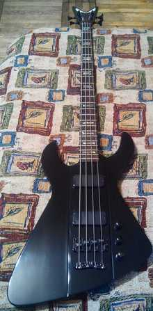 Dean Demonator 4 2007 Black