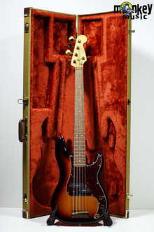 Fender Precision American Standard V 2011 Санберст