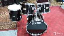 Yamaha BD520А 2010 металлик чёрный