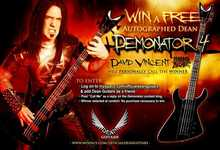 Dean demonator 4 2006 black