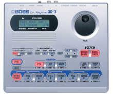 BOSS DR-3 Dr. Rhythm  2012