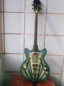 Orfeus  Kremona 1975 голубой
