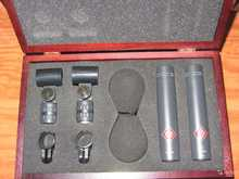 Neumann KM 184  Stereo Set 2010 black