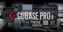 Steinberg Cubase 8 pro (лицензионный)