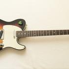 Fender telecaster american deluxe S-S 2004 Sunburst