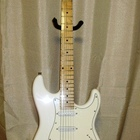 Fender Custom Shop Stratocaster  Arctic White