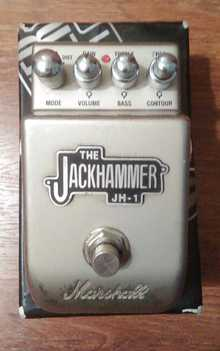 Marshall JH-1 The Jackhammer  серый