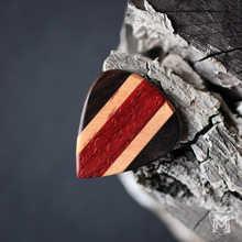 MyMediator Multi Wood 01 2015 красный, черный, светлый