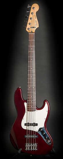 Fender  Jazz Bass 5 2001