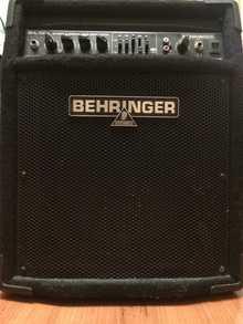 Behringer  Ul trabass bxl 450   Black