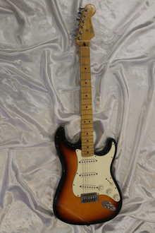 Fender Stratocaster MIM (Mexico) 2000