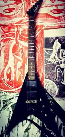 Jackson JS30 KV 2009 Black