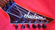 Jackson dkmg 2007 Japan с Seymour Duncan