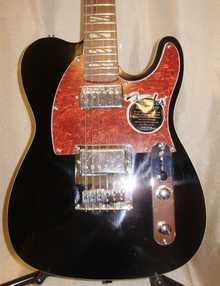 Fender American Standard Telecaster HH   Black