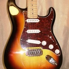 Fender Fender Custom Shop Stratocaster   Sunburst