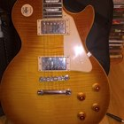 Epiphone  Les Paul Standard PlusTop Pro 2014 Honey Burst