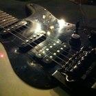 Винтажная гитара Hohner ST Lead Professional 1985 серая
