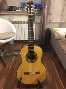 Мастеровая классическая гитара  Соколов Е.Е. (мастер)