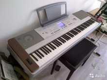 Yamaha DGX640W