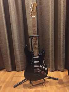 Fender st72-84ls eric clapton 1993 black