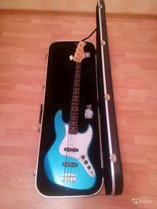 FGN JJB-5r 2014 Lake Placid Blue