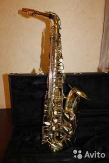 Trevor J. James Co альт-саксофон  золото
