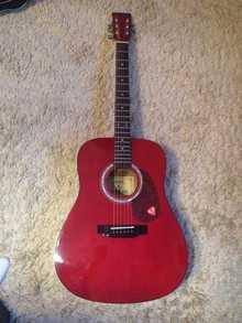 Maxtone WGC-4113  Красный