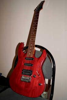 Apollo DDF-5315 STR 2001 Red/Natural