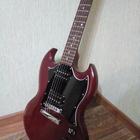 Gibson  SG special  2011 Красное дерево