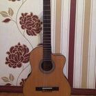 Электроакустическая гитара Cort  AC120 CE NAT 2014