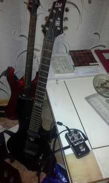 ESP LTD F-10 2002 Black
