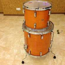 """Pearl Drums Vision  13"""" 16"""" клён"""