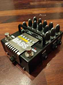 AMT Electronics Bass Crunch