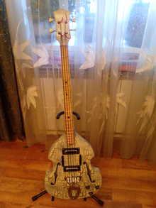 Kremona скрипка 1975 светлый