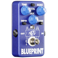 VFE Blueprint    синий