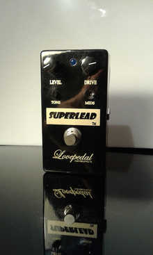 Lovepedal Superlead Distorsion