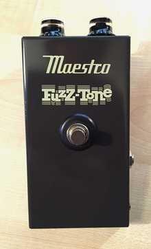 Gibson Maestro Fuzz-Tone FZ-1