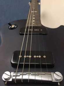 Gibson LP Melody Maker  2014  MANHATTAN MIDNIGHT