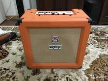Orange Tiny Terror TT15C-12 и Vox AC4TV стек